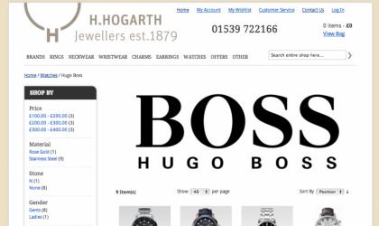 H.Hogarth website