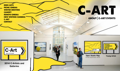 C-Art home page