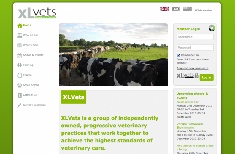 XLVets Home Page